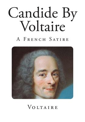 Candide by Voltaire: A French Satire Cover Image