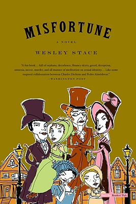 Misfortune: A Novel Cover Image