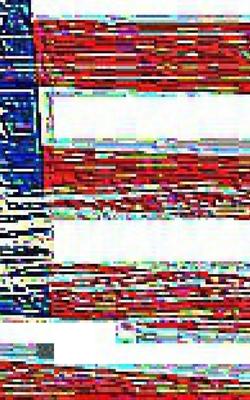 American Flag Art Cover Image