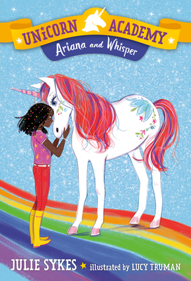Unicorn Academy #8: Ariana and Whisper Cover Image