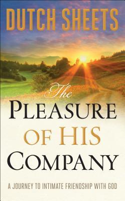 The Pleasure of His Company Cover