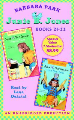 Junie B., First Grader: Cheater Pants; Junie B., First Grader: One Man Band: Junie B. Jones #21 and #22 Cover Image