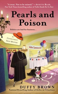 Pearls and Poison (A Consignment Shop Mystery #3) Cover Image