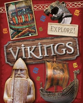 Explore!: Vikings Cover Image