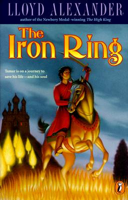 The Iron Ring Cover Image