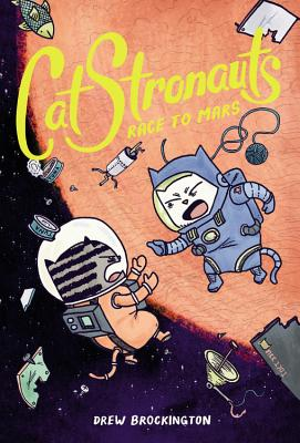 Catstronauts: Race to Mars Cover Image