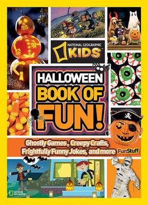 Halloween Book of Fun! Cover