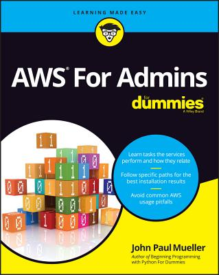 AWS for Admins for Dummies (For Dummies (Computers)) Cover Image