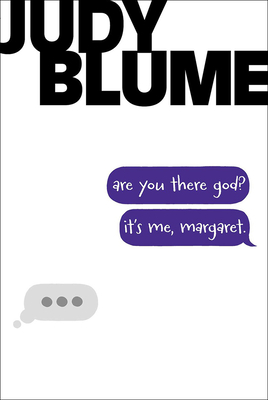 Are You There God? It's Me, Margaret Cover Image