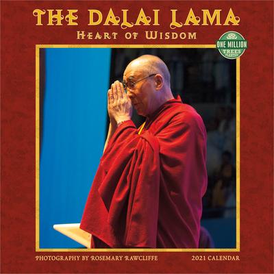 Dalai Lama 2021 Wall Calendar: Heart of Wisdom Cover Image
