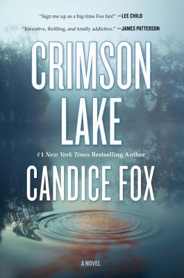 Crimson Lake: A Novel Cover Image