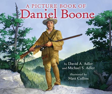 A Picture Book of Daniel Boone Cover