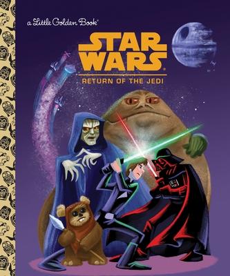Star Wars: Return of the Jedi (Star Wars) (Little Golden Book) Cover Image