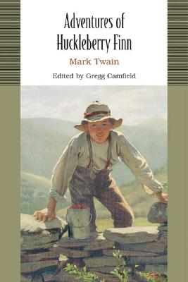 Adventures of Huckleberry Finn (Bedford College Editions) Cover Image