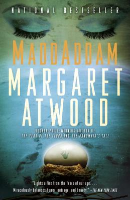 MaddAddam (The MaddAddam Trilogy #3) Cover Image
