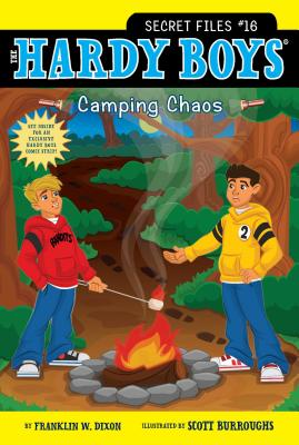 Camping Chaos (Hardy Boys: The Secret Files #16) Cover Image