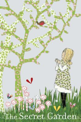 The Secret Garden: Deluxe Hardcover Classic Cover Image