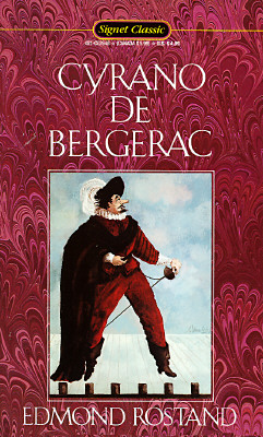 Cyrano de Bergerac: Heroic Comedy in Five Acts Cover Image