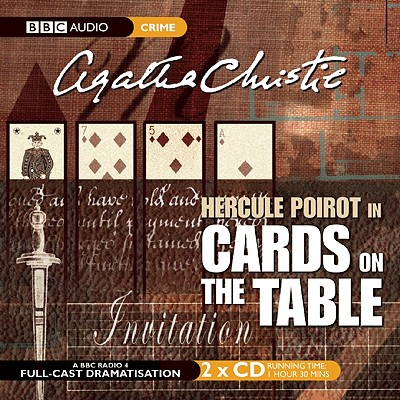 Cards on the Table: A BBC Full-Cast Radio Drama Cover Image