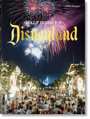 Walt Disney's Disneyland Cover Image