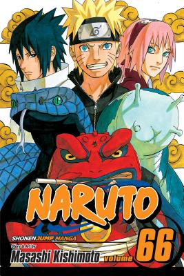 Naruto, Vol. 66 cover image