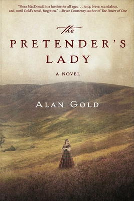 Cover for The Pretender's Lady