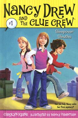 Sleepover Sleuths Cover