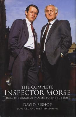 The Complete Inspector Morse Cover