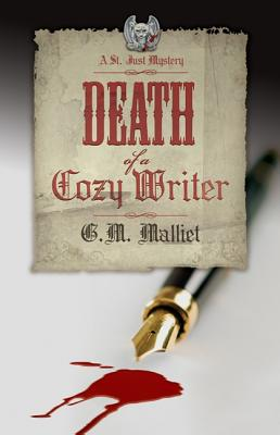 Death of a Cozy Writer Cover