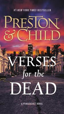 Verses for the Dead (Agent Pendergast series #18) Cover Image