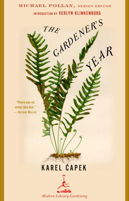 The Gardener's Year (Modern Library Gardening) Cover Image
