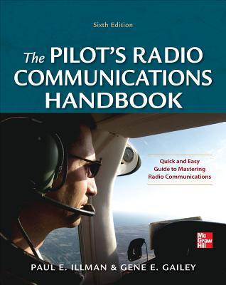 Pilot's Radio Communications Handbook Sixth Edition Cover Image
