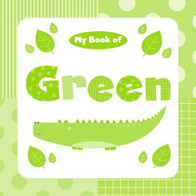 Cover for My Book of Green (My Color Books)