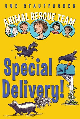 Animal Rescue Team Cover
