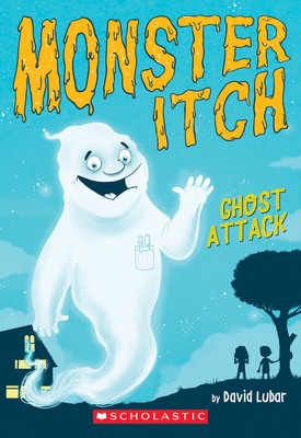 Ghost Attack (Monster Itch #1) Cover