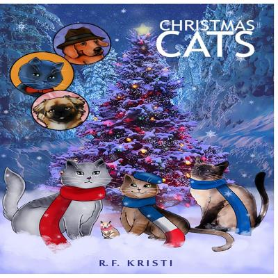 Christmas Cats Cover