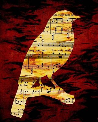 Composition Book: Music Cover Image