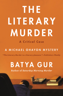 A Literary Murder Cover Image