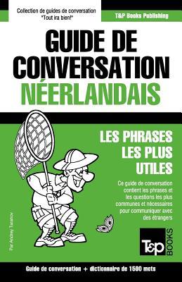 Guide de conversation Français-Néerlandais et dictionnaire concis de 1500 mots (French Collection #211) Cover Image