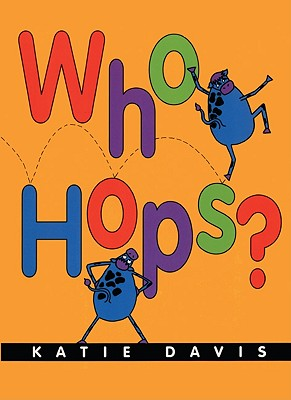 Who Hops? Cover Image