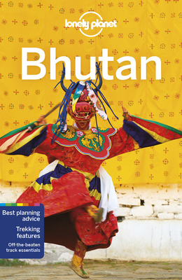 Lonely Planet Bhutan 7 (Country Guide) Cover Image