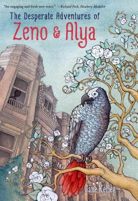 The Desperate Adventures of Zeno and Alya Cover