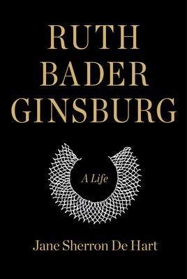 Ruth Bader Ginsburg: A Life Cover Image