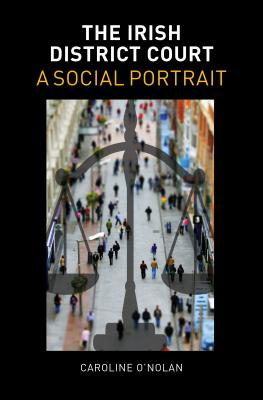 The Irish District Court: A Social Portrait Cover Image