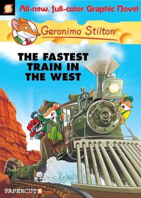Cover for Geronimo Stilton Graphic Novels #13