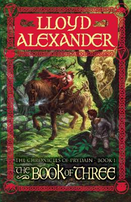 The Book of Three (Chronicles of Prydain #1) Cover Image