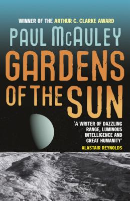 Cover for Gardens of the Sun