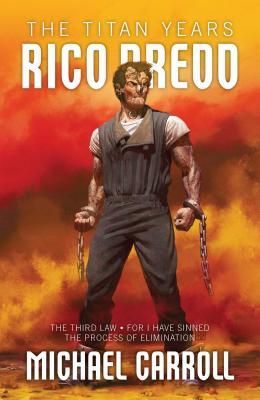 Rico Dredd: The Titan Years Cover Image