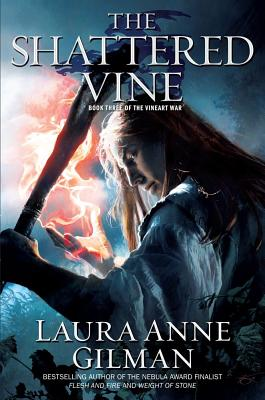The Shattered Vine: Book Three of The Vineart War Cover Image