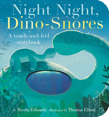 Night Night, Dino-Snores Cover Image